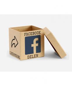 facebook bericht delen