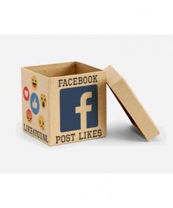 likes voor facebook foto